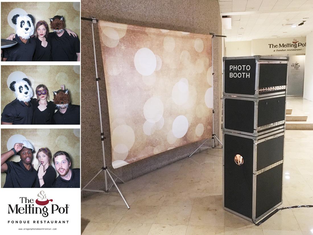 Portland Photo Booth Rental